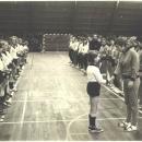 Opening sporthal Onder de Bogen 1971
