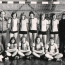 Dames Junioren kampioen 1977
