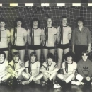 Dames Junioren 1 kampioen 1980