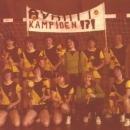 Dames Senioren 1 kampioen zaalcompetitie 1980