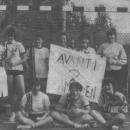 Meisjes Aspiranten 2 kampioen veldcompetitie 1984