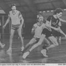 1985 Heren Senioren 1 blijven in 3e divisie