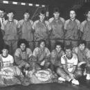 Dames Senioren 2 kampioen 1988