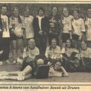 Dames A kampioen 1997