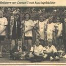 Dames C kampioen 1997